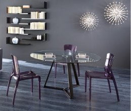 Dining Chair Crystal