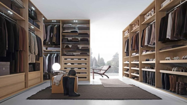 Charmant MODERN ITALIAN WALKING CLOSET SYSTEMS Larger Image