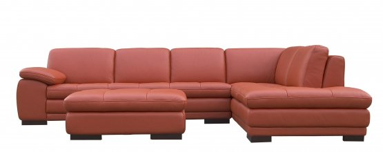 Leather Bella Sectional