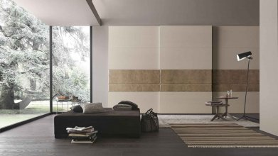 DIMA SOFT ITALIAN SLIDING DOOR CLOSET