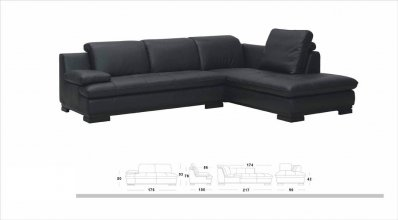 Modern Sectional Sofa KK1052