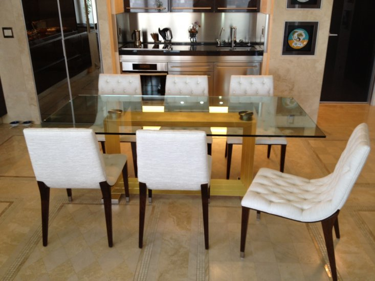 Italian Modern Dining Room Set Cattelan And Pietro Constantini Br