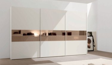 FLIPPER ITALIAN SLIDING DOOR CLOSET [FLIPPER EUROPEO]