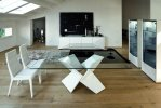 Modern Dining Table Sapphire