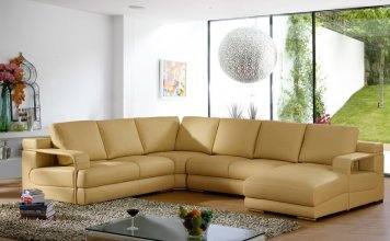 Modern Sectional Sofa VILORENZO