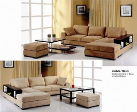 Telus Modern Sectional