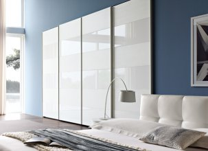 GRAFIX ITALIAN SLIDING DOOR CLOSET
