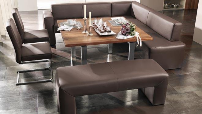 Attractive Corner Dining Sofa Room Ideas